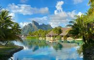 Four Seasons Bora Bora, Tahiti