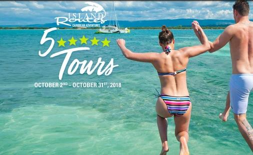 5 Star Tours in the Caribbean, 5% OFF