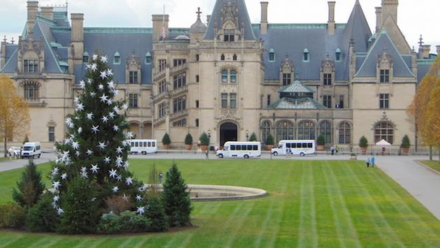 Biltmore At Christmas.Christmas At The Biltmore In Asheville Travelpulse