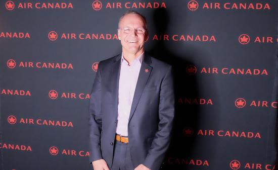 Air Canada's John MacLeod