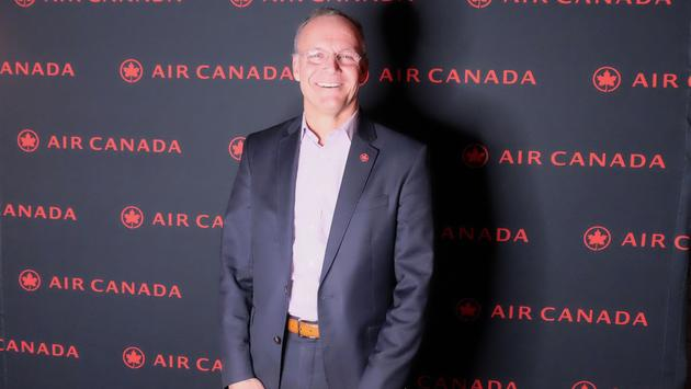 Air Canada's John MacLeod