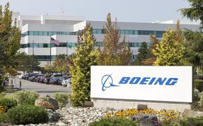 Boeing facility in Everett, Washington