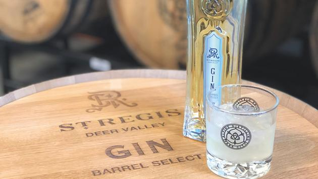 St. Regis Deer Valley Barrel Select Gin