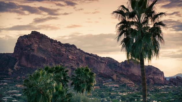Camelback Mountain Phoenix, Arizona