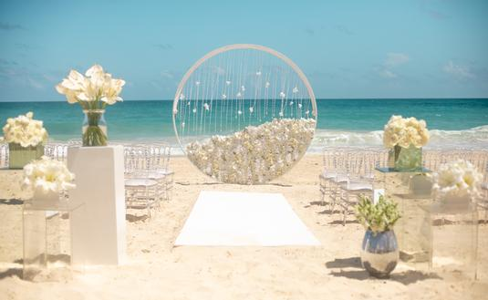 Hard Rock Wedding Inspiration Modern Enchantment Ceremony