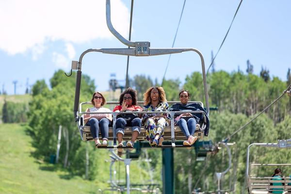 Park City's Wealth of Warm-Weather Activities