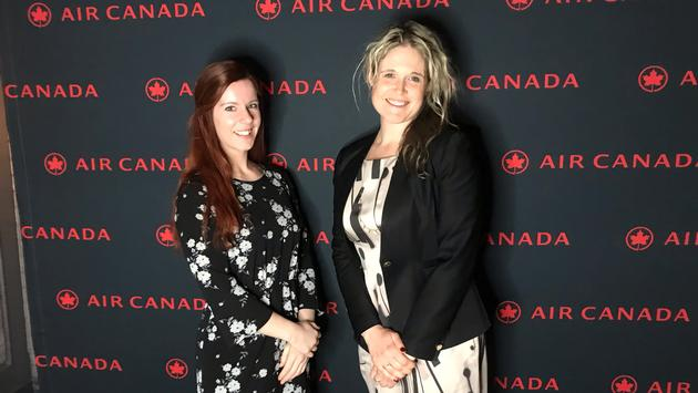 Tourism Ireland at Air Canada Appreciation Night