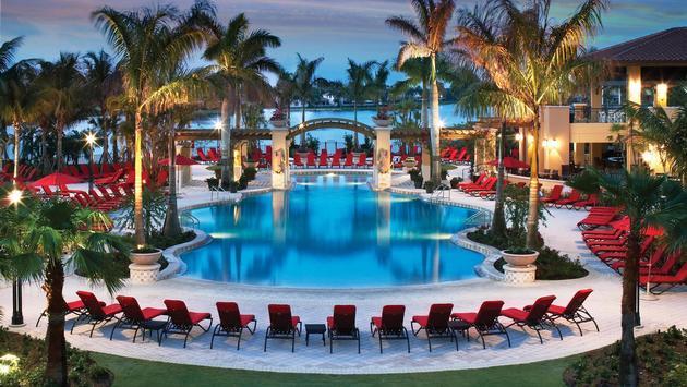 PGA National Resort & Spa Main Pool.