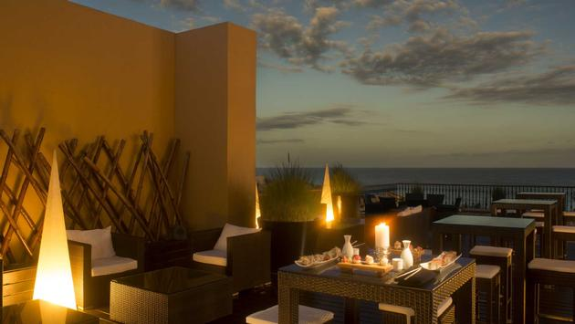 Sunset view, Grand Fiesta Americana Los Cabos All Inclusive Golf & Spa