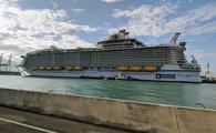 Royal Caribbean Symphony of the Seas cruise ship