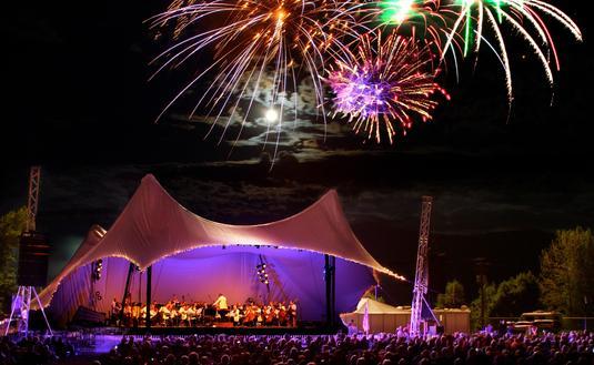 Festival at Sandpoint, Idaho, Summer Festivals