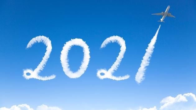 Travel into 2021