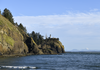 Lighthouse - Cape Disappointment State Park, Washington