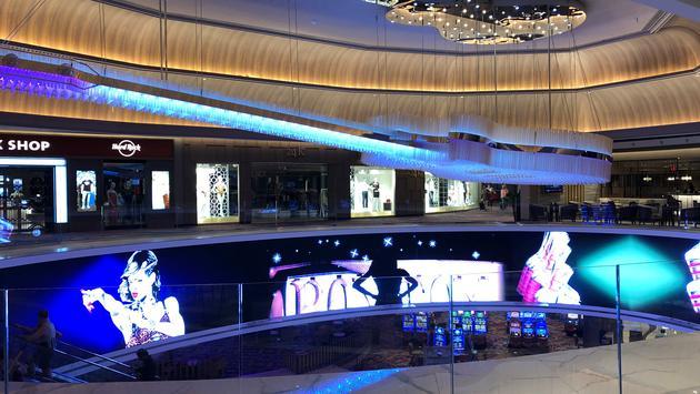 FOTO: El Hotel & Casino Hard Rock ofrece múltiples opciones de entretenimiento. (foto de Jack Fenning)