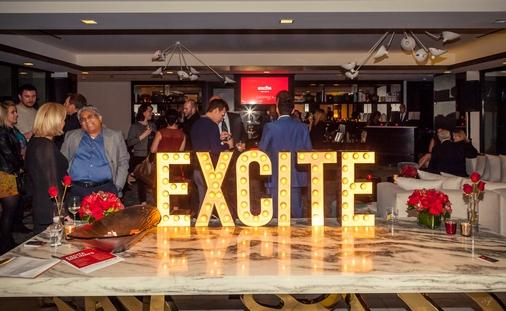 Excite Holidays' US launch party