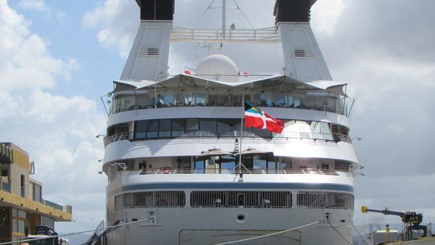 Windstar Cruises' Star Legend in San Juan