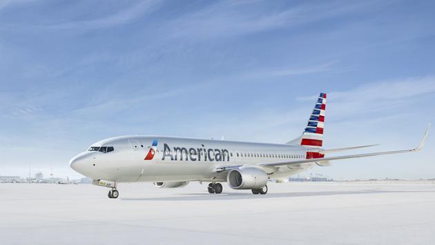 American Air Boeing 737 MAX