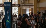 TSA Precheck and Global Entry line