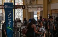 TSA Precheck and Global Entry line