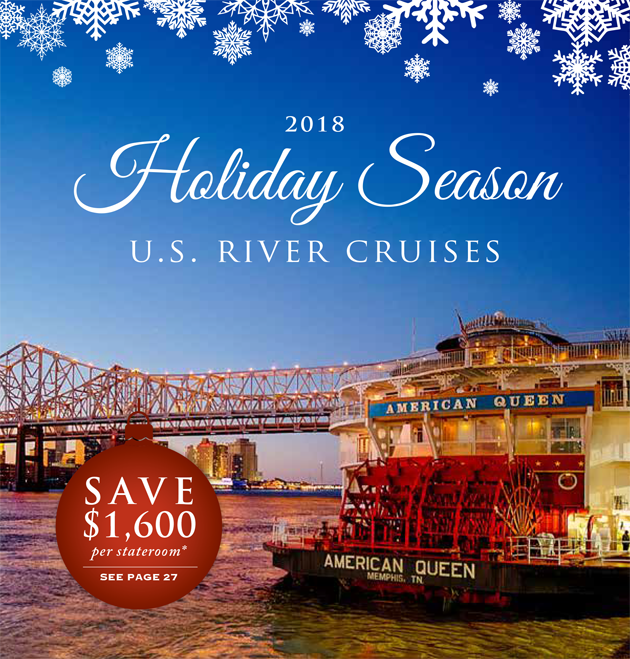 Save up to $1,600 per stateroom on Holiday River Cruises