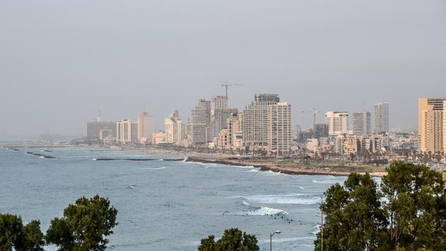FOTO: Tel Aviv, Israel. (Foto de Lauren Breedlove)