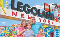 LEGOLAND, new york, theme park