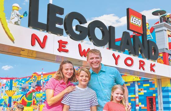 LEGOLAND, new york, theme park