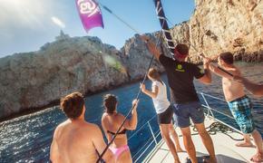 G Adventures sailing in Croatia.