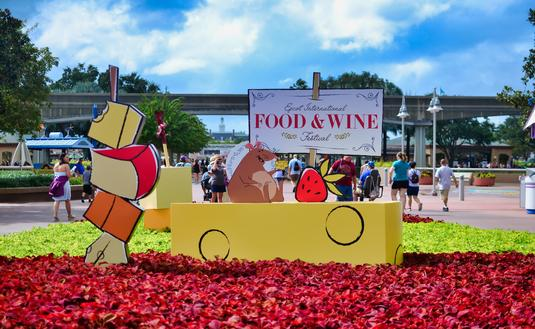 Epcot, Food & Wine Festival