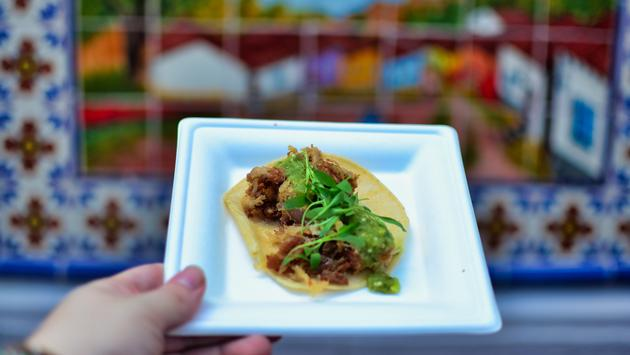 tacos, Epcot, Food & Wine Festival