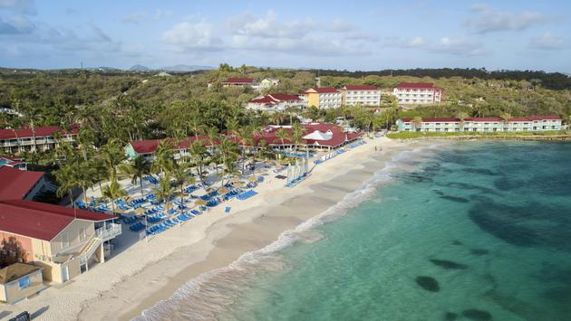 Pineapple Beach Club Antigua, Elite Island Resorts