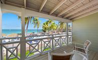 Beachfront room at Pineapple Beach Club Antigua, Elite Island Resorts