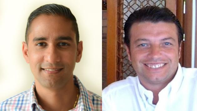 Vishal Vaswani and Carlos Fresco, Playa Hotels & Resorts