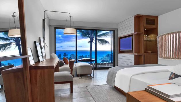Une chambre au Andaz Maui