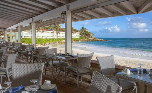 Topaz Restaurant at Pineapple Beach Club Antigua, Elite Island Resorts