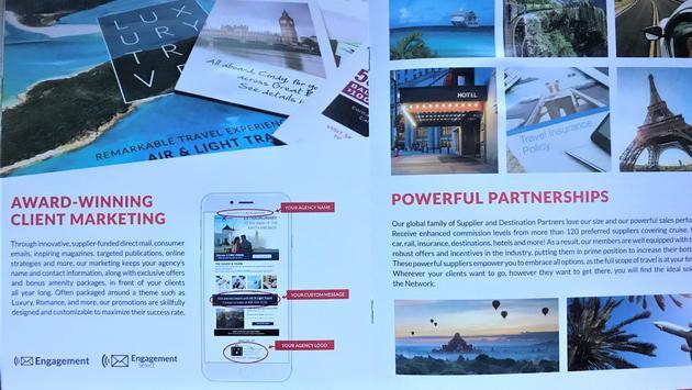 Travel Leaders Network Brochure