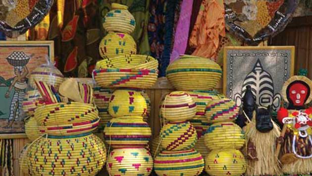 Handicrafts in Sierra Leone