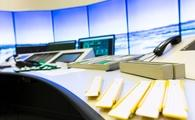Air Traffic Control Desk