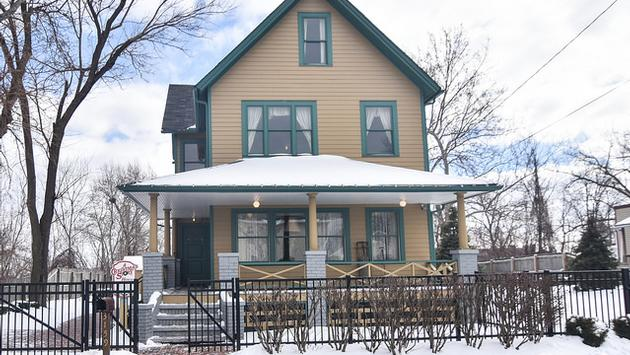 The 'Christmas Story' house