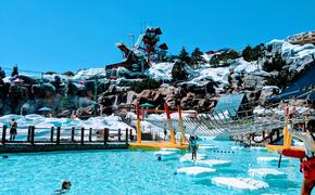 Ski Patrol Training Camp at Disney's Blizzard Beach Water Park