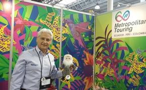 Francisco Dousdebés, Galápagos Product Manager for Metropolitan Travel