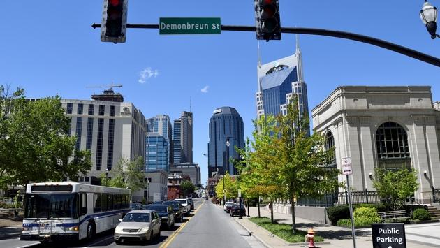 Nashville, Tennessee is also known as Music City, USA.