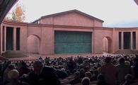 Oberammergau Passion Play stage