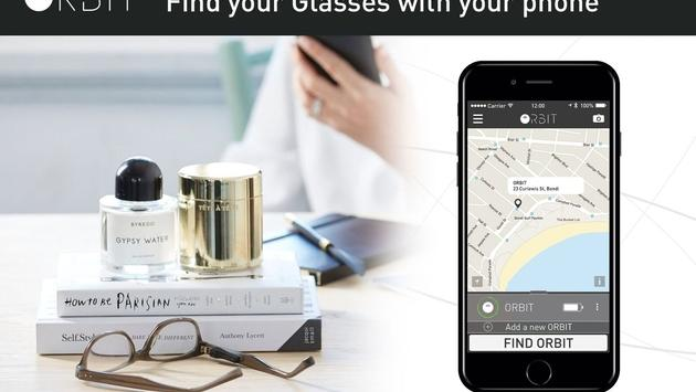 The Orbit Glasses Finder