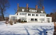The Four Chimneys Inn, Bed & Breakfast, Bennington, Vermont