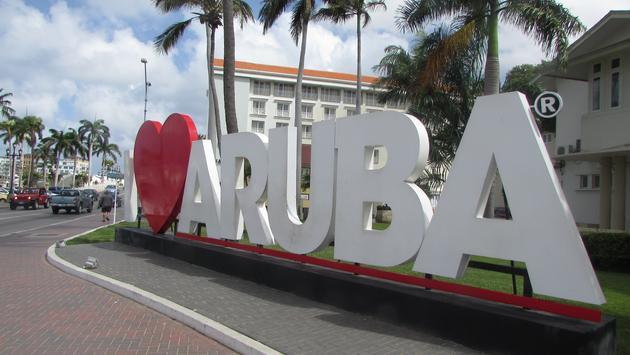 American Airlines has launched new service to several Caribbean destinations including Aruba. (photo courtesy of Brian Major)