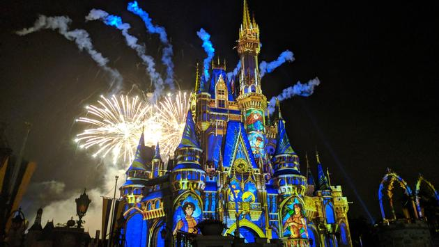 Happily Ever After at Walt Disney World's Magic Kingdom