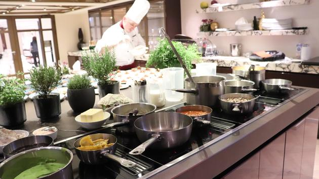 Chef's Table on the AmaMagna