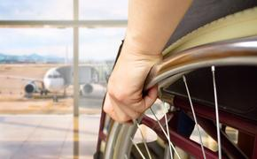 wheelchair, airport, travel