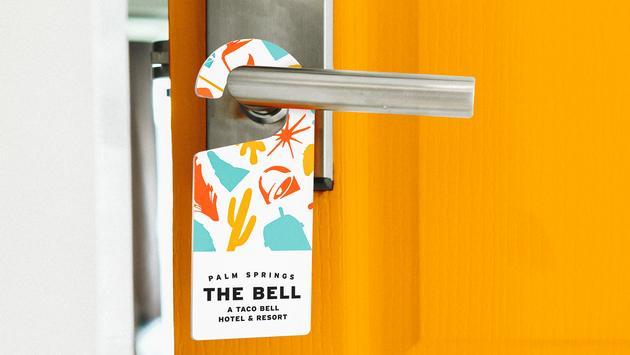 Taco Bell, hotel, room